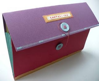 Decor e blablabla: Tutorial cartellina a soffietto°*° I follow this tutorial to create a creative happy birthday card... it is an idea! Thank you Elena Fiore to inspire me!!