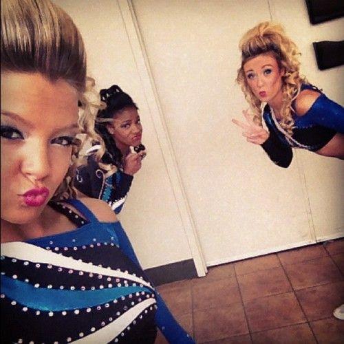 Megan, Olivia, and I