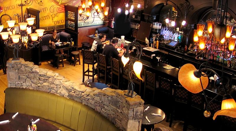 best singles bars boston