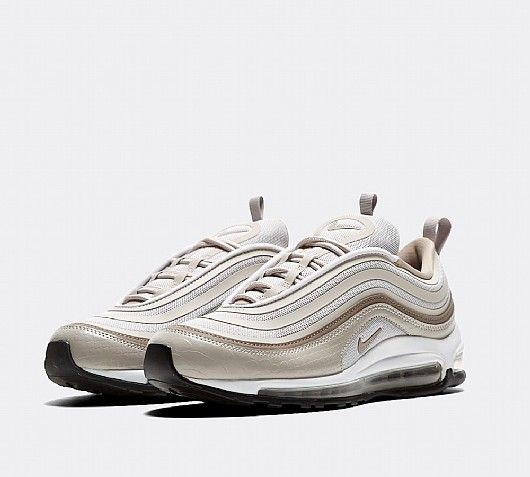 fa04d1f521f Nike Womens Air Max 97 Ultra '17 Trainer | Moon Particle / Sepia ...