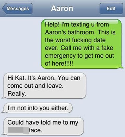 Most awkward wrong number texts ever sent - from dad sexts