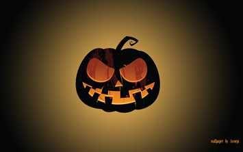 Scary Jack O Lantern Silhouette Vignette Halloween Pumpkin Halloween Pumpkins Cute Halloween Halloween Wallpaper