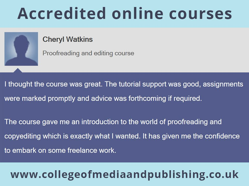 Cheryl Watkins Copywriting, Course review, Give it to me