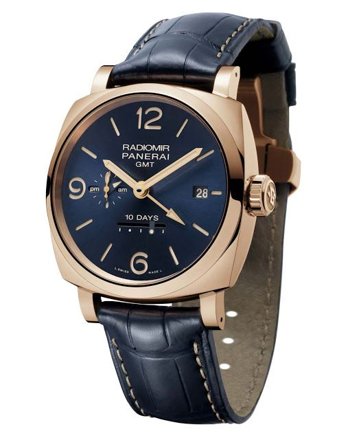 07633dce8430 Panerai Radiomir 1940 10 Days Automatic Oro Rosso 45 mm PAM00659