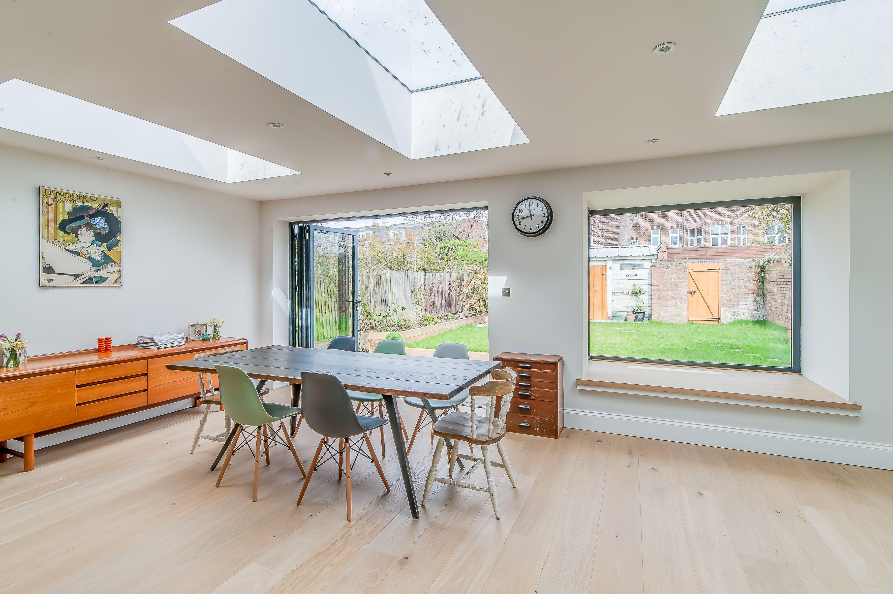 Ground Floor Window : Degrees north architects ground floor rear extension in