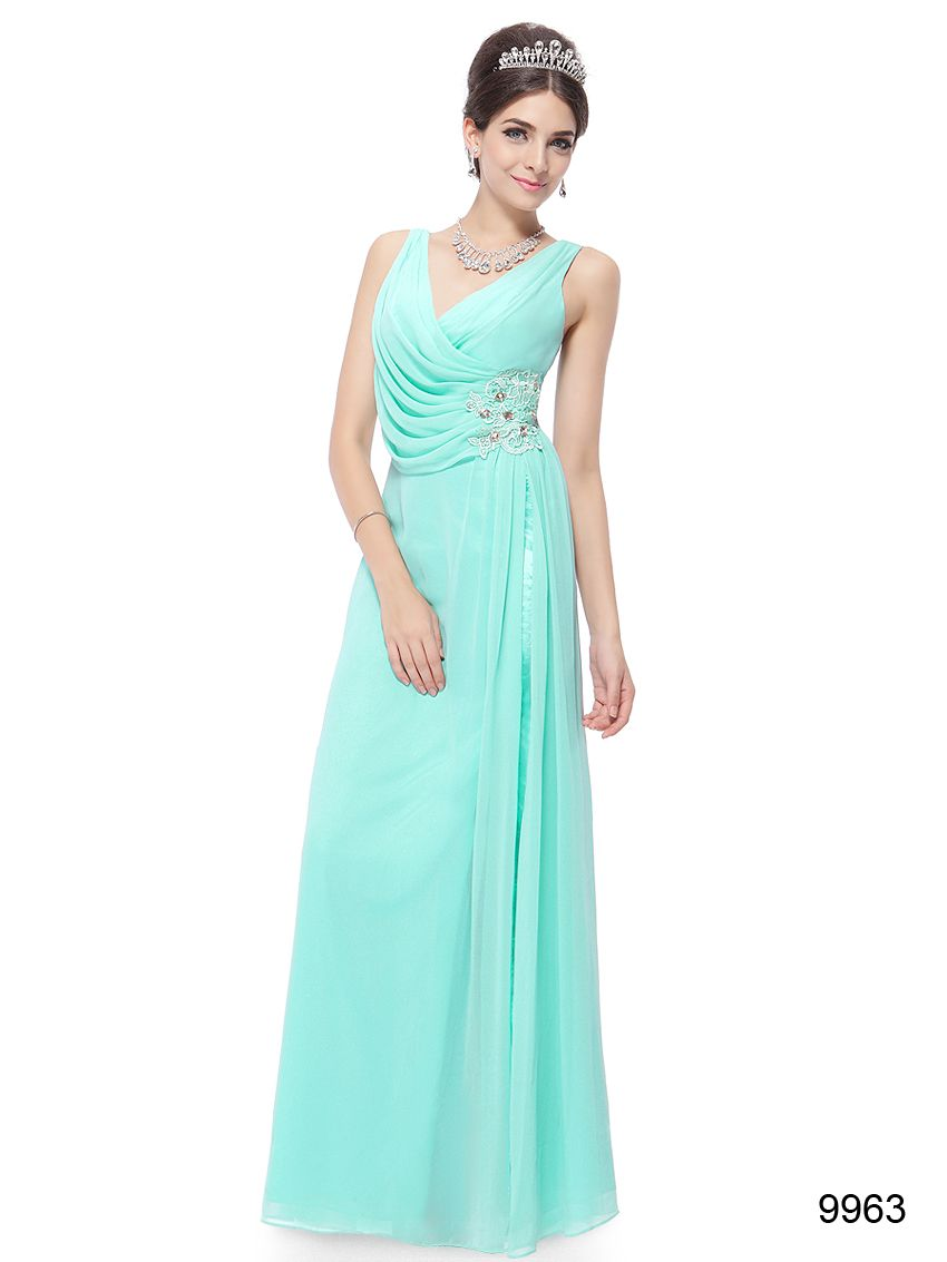 Baby blue chiffon formal dress | № 002 | Pinterest | Baby blue and ...