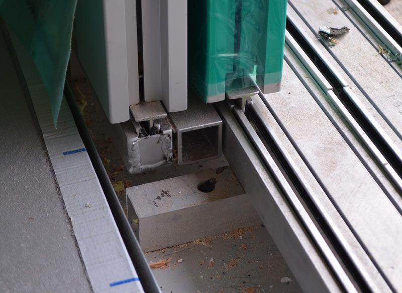 DETAIL U2013 Sliding Door « Home Building In Vancouver