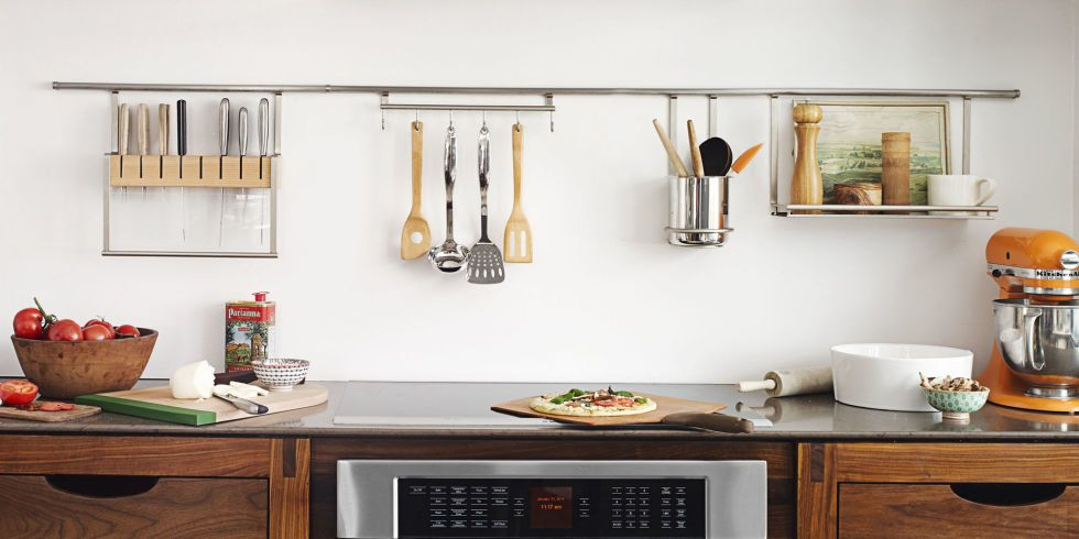 11 Storage Tricks That Will Keep Your Counters Clear Kitchen