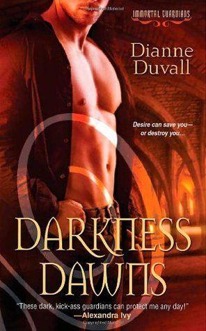 Dianne duvall immortal guardians book list