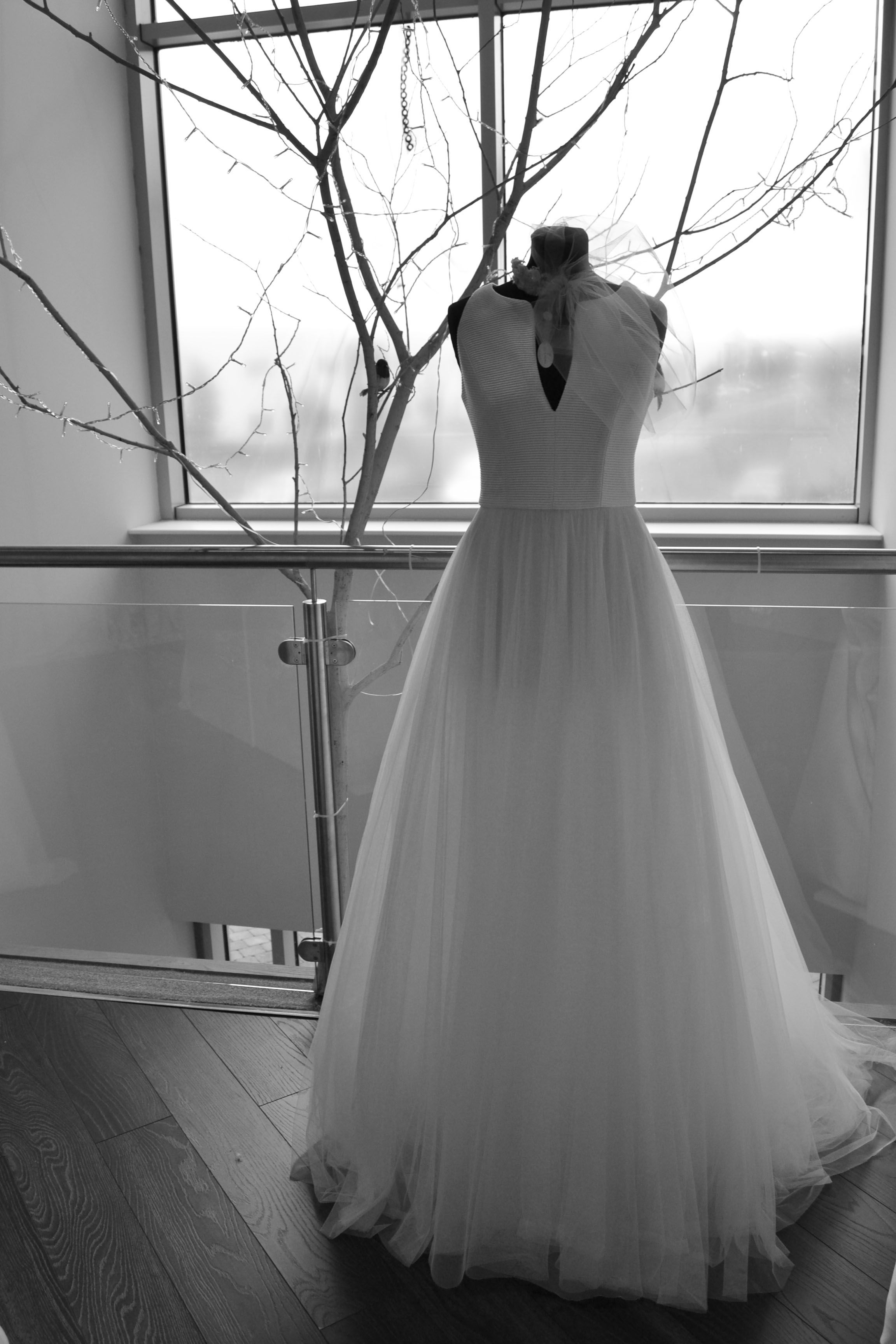 The White Room boutique in Mullingar, Ireland Wedding