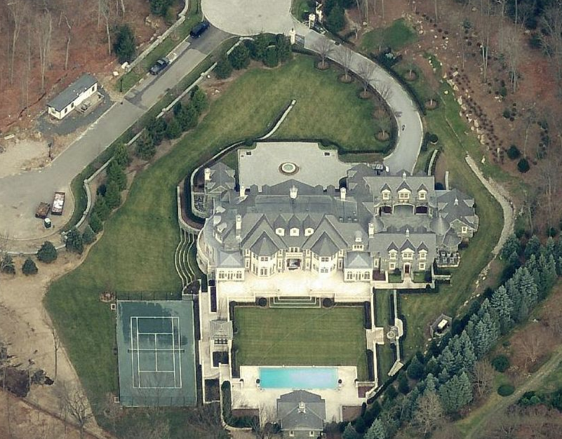 Alpine Nj Mansions