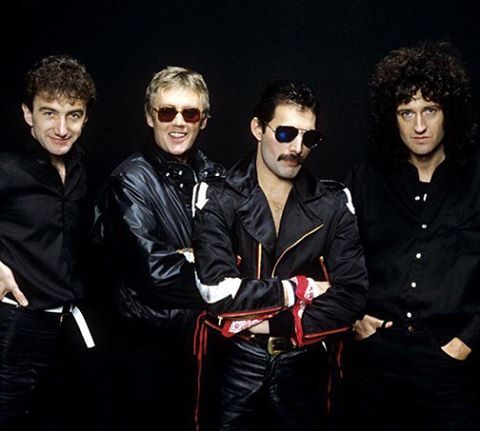 so, my mocks start next week ...gonna be... fun...|| #johndeacon #rogertaylor #freddiemercury #brianmay #queenband