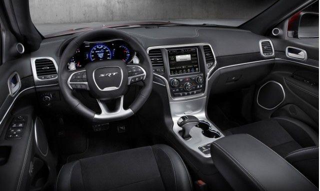 2015 Jeep Grand Cherokee Interior Jeep Grand Cherokee Srt Grand