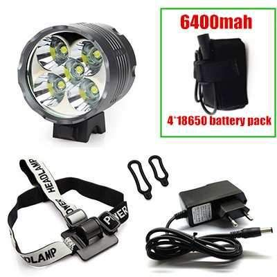 LED Headlamp Kit Cree XM L T6