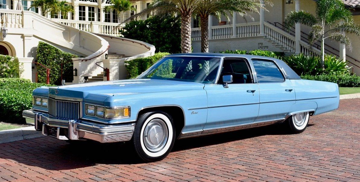 Pin On Jennifer Blue Cadillac S