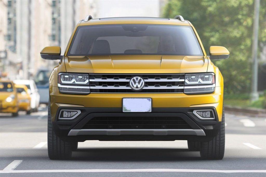 2019 Vw Atlas Changes Rumors Volkswagen Car Suv