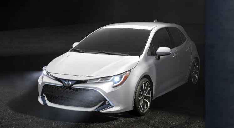 2020 Toyota Corolla Xle Review With Specs Horsepower And Price One Of The Most Recent Car Vehicle Corolla Hatchback Toyota Corolla Toyota Corolla Hatchback