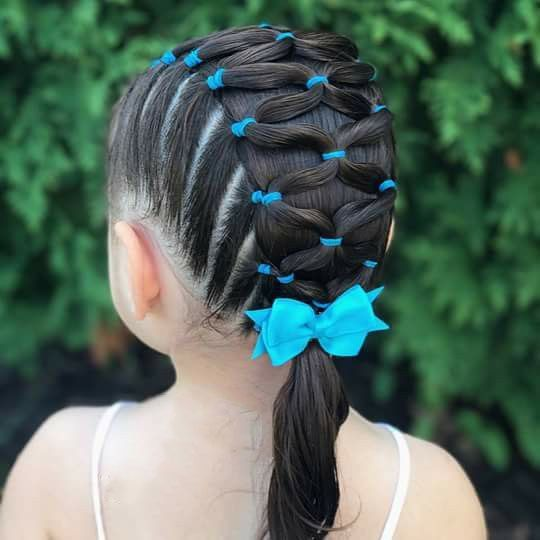 60+ Sweet And Lovely Children&039;S Braided Hairstyles You Will Like - Page 62 Of 69 - Lialip - Hair Beauty