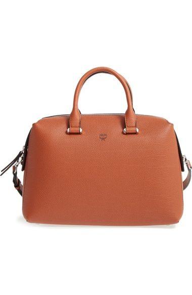 86dc814efc0129 MCM Medium Ella Boston Bowler Bag available at  Nordstrom