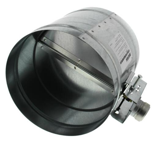 Md10tu Broan Md10tu 10 Motorized Universal Make Up Air Damper With Pressure Sensor Kit Broan 10 Things Sensor