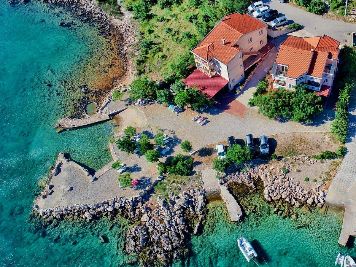 Ferienhaus Dario Direkt Am Privatstrand Urlaub Kroatien Ferienhaus Ferienhaus Ferienhaus Kroatien