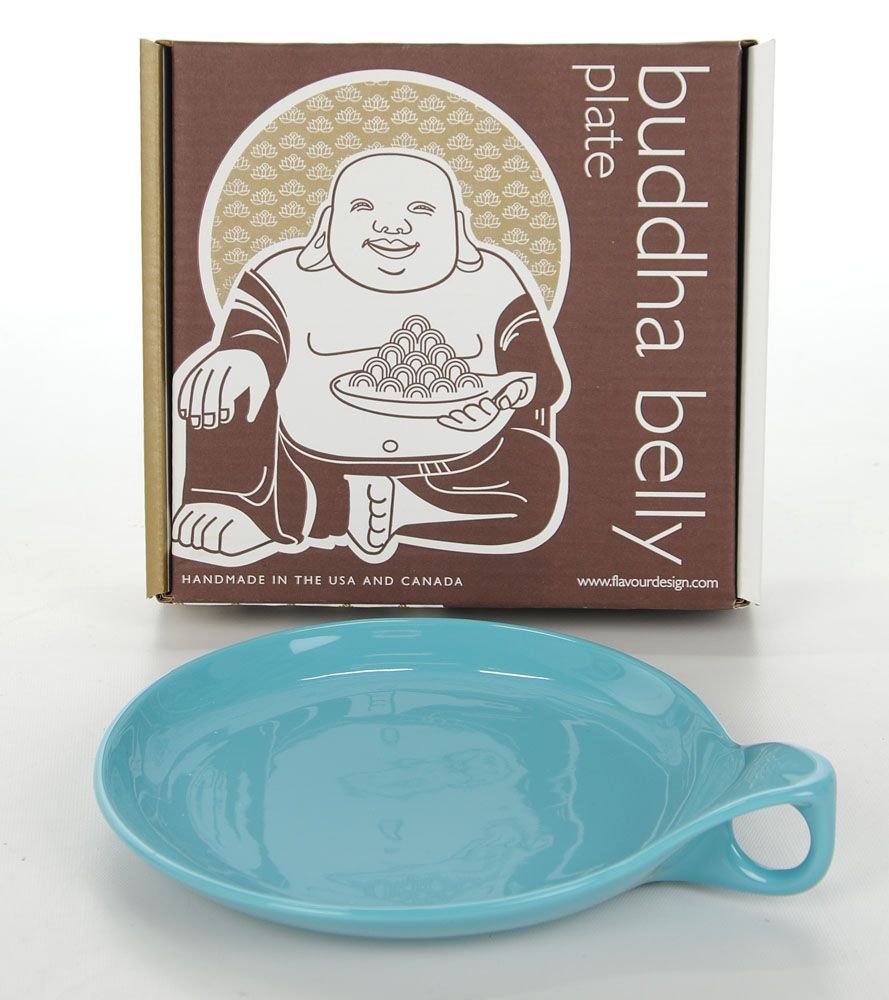 Buddah Belly Plate A Plate With A Handle By Flavour Design Studio With Images Buddha