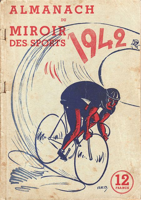 Almanach Miroir des Sports 1942 by Frederic Humbert (www.rugby-pioneers.com), via Flickr