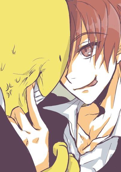 Karma Akabane Koro Sensei Nagisa Assasination Classeroom Anime