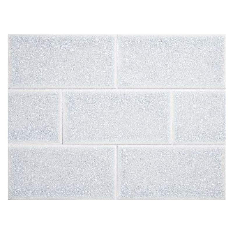 Ceramic Tile Waterpool Ceramic Collection 3 X 6 Subway Tile In Tosal Color With Deep Glaze Crackle Finish An Elegant Til Tiles Elegant Tiles Ceramic Tiles