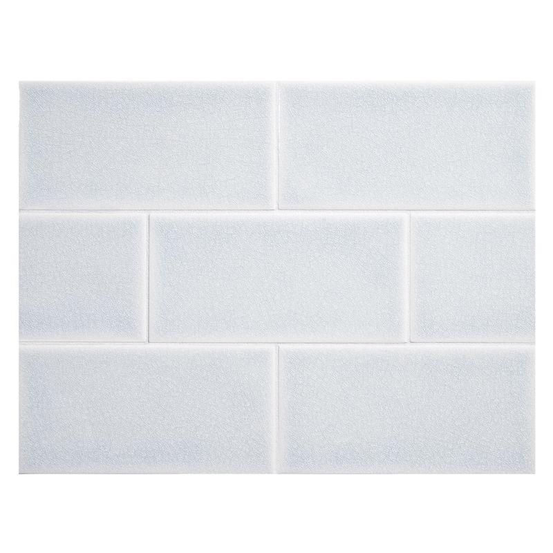 Ceramic Tile Waterpool Ceramic Collection 3 X 6 Subway Tile In Tosal Color With Deep Glaze Crackle Finish An Elegant Til Tiles Elegant Tiles Ceramic Tiles