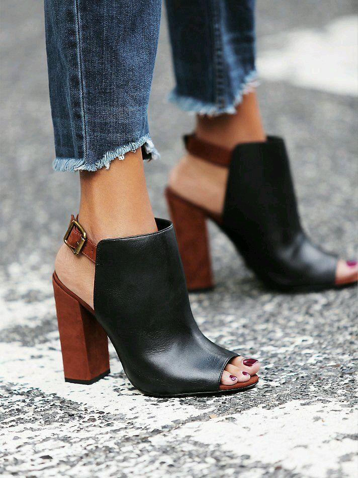 Perfect fall shoes
