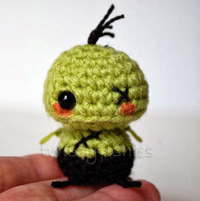 iKnitts: Ideas para un Halloween Tejido a Mano | Tejer Ideas:D ...