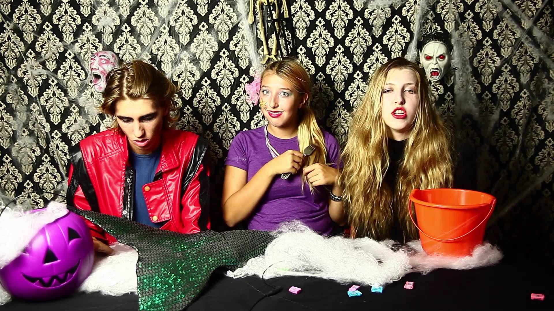 EP 4 - Halloween Fright - The Cristeas Vlog