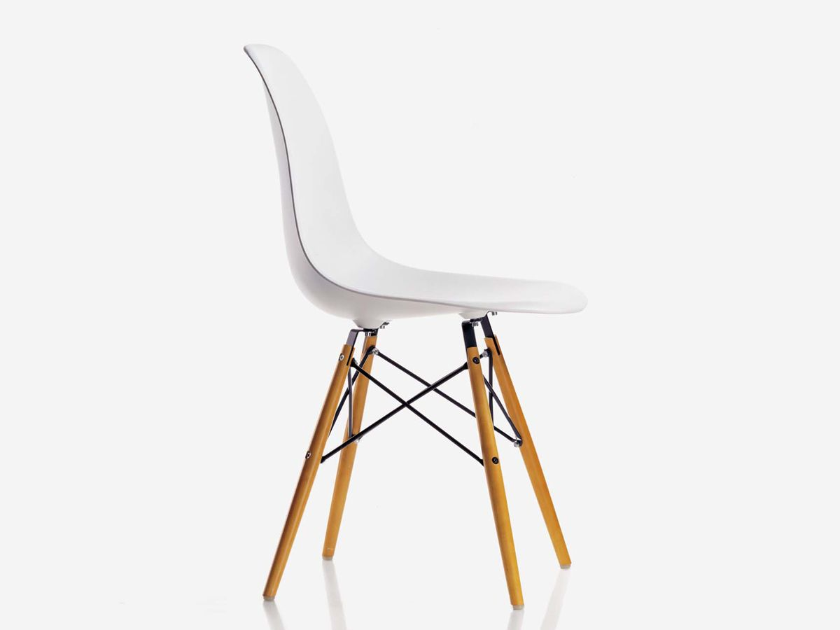 Chaise Vitra Eames Shell Chair By Vitra Charles Eames Furniture Lighting