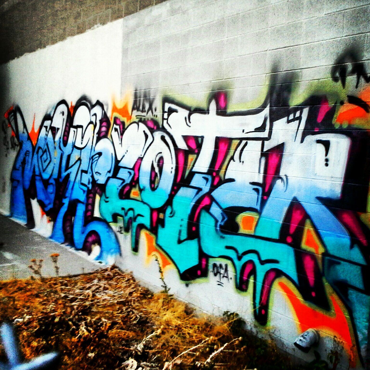 MELROSEandFAIRFAX: Suicide Rock - Graffiti in Salt Lake City 1/3