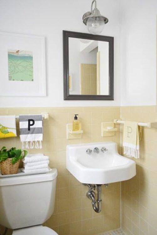 1 Mln Bathroom Tile Ideas In 2020 Yellow Bathroom Tiles Yellow Bathrooms Bathroom Makeover
