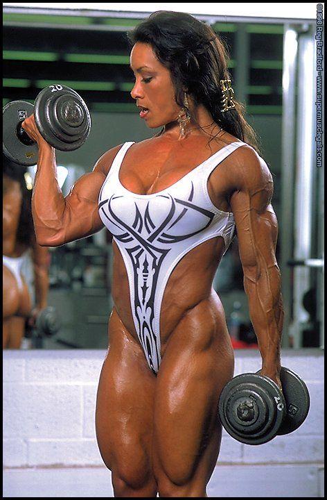 Denise masino bodybuilder