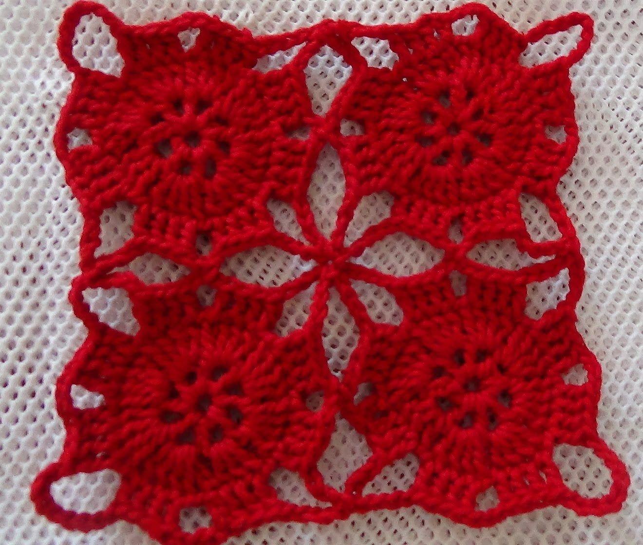 Video Tutorial Como Tejer Y Unir Motivos A Crochet Baju