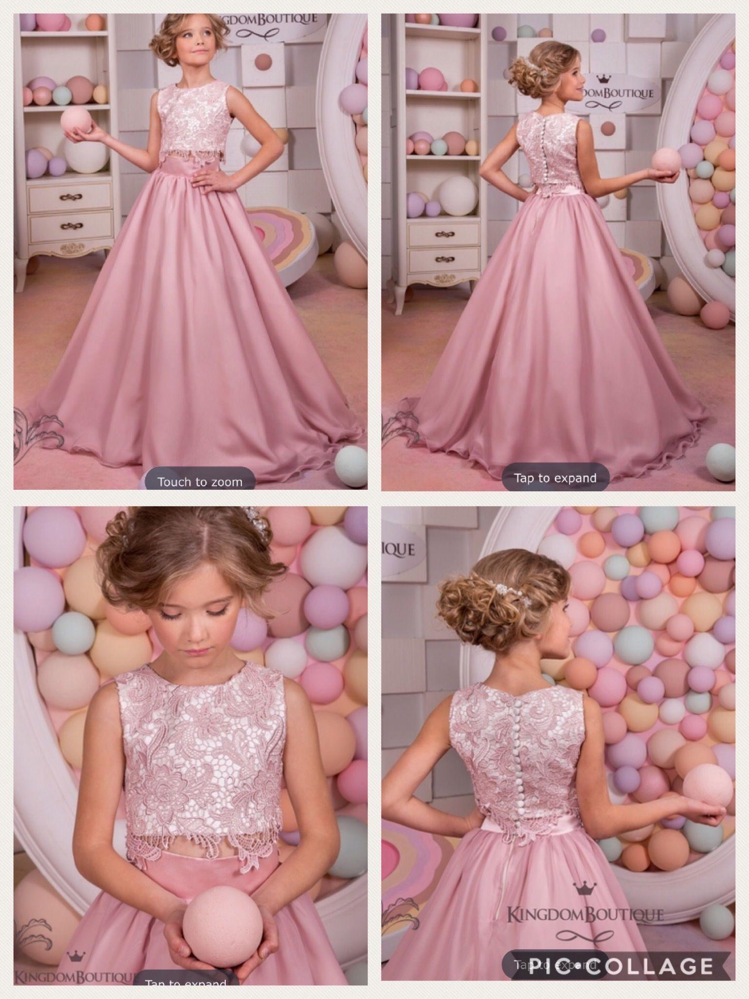 Kingdom Boutique Girls dresses | Vestidos | Pinterest | Vestidos ...