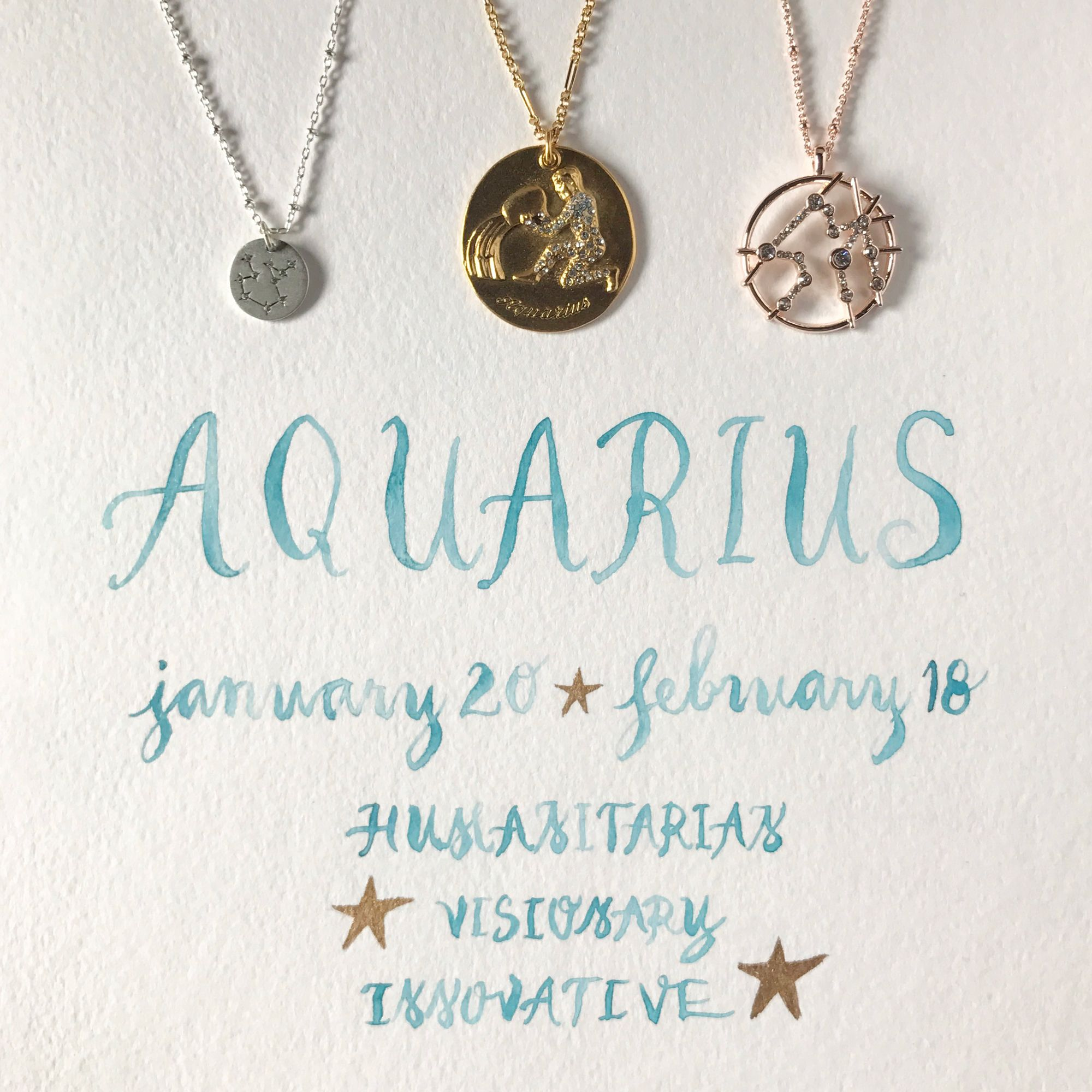Happy Birthday Aquarius January 20