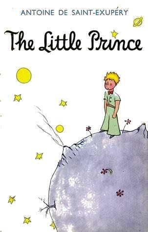 the little prince cover - top 5 of the top 10 best selling books of all time