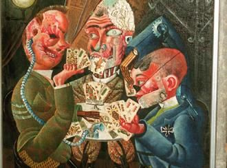 1920's Weimar Republic of Germany artists   ... 1920, Otto Dix was ...