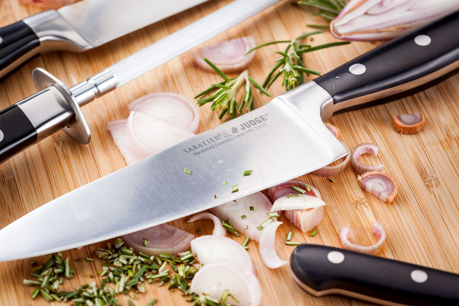 A Glug Of Oil  Judge  Sabatier Kitchen Knives Review  Spicey Best Kitchen Knives Reviews Decorating Inspiration