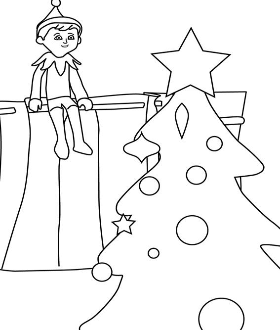 Christmas Coloring Pages Christmas coloring pages