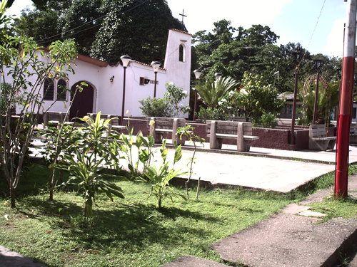 MIRANDA, municipio Andrés Bello. Capilla de Arenitas.