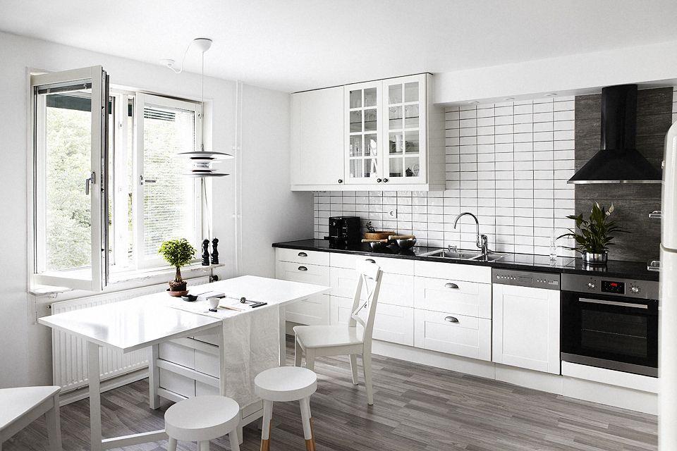 Kitchen Wohnung liebe Pinterest Fancy words, Kitchens and - badewanne eingemauert modern