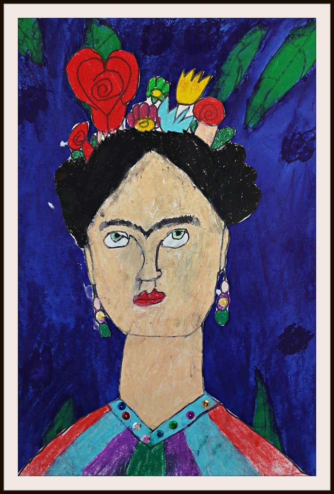 MaryMaking: Feeling Frida