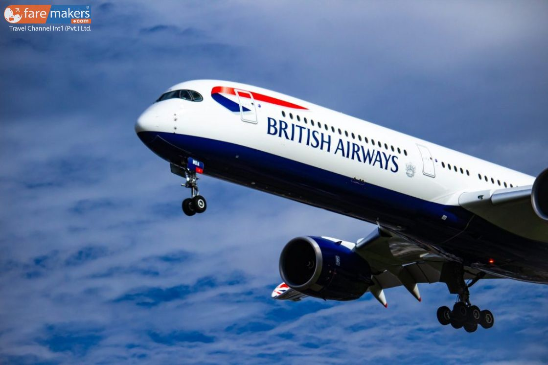 As per an official statement from the high commission, Lahore will be the second city in Pakistan that British Airways Flights will interface with London, the US, and Canada. The airlines already operate direct flights to Islamabad. #BritishAirways #BritishAirwaysFlights #LahoreToNewYork #Travel #Tourism #CheapFlights #Faremakers