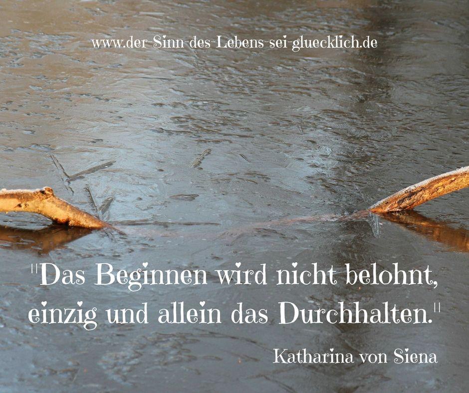inspirierende Zitate: #Zitate #Sprüche #Gedanken #Anfangen ...