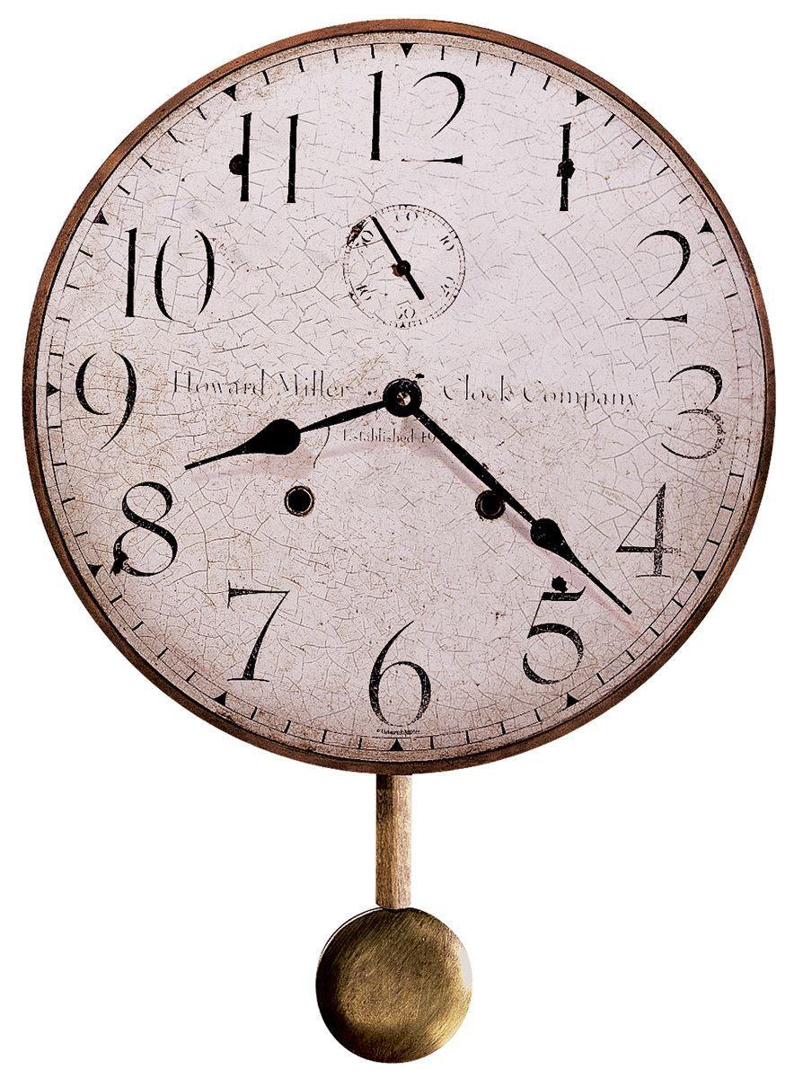 "Moment In Time Original Howard Miller 13"" Wall Clock"